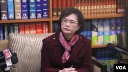台灣外交部發言人王珮玲。