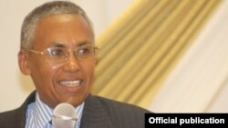 Saad Ali Shire Somaliland Minister of FM