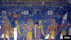 Egypt Opens Ancient Tombs