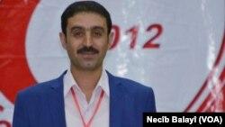 Dilgeş Îsa Heyva Sor a Kurdî li Sûriyê