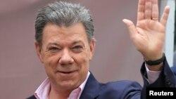 Tổng Thống Colombia Juan Manuel Santos.