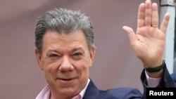 Tổng thống Colombia Juan Manuel Santos