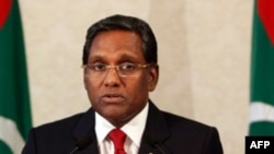 Tân Tổng thống Mohamed Waheed Hassan của Maldives