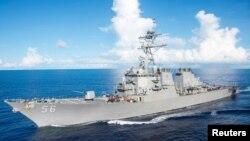 """Есмінець """"Джон Маккейн"""" ВМС США"""