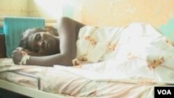 Oboleli od ebole u Ugandi