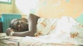 Une victime du virus à Ebola, une maladie contre laquelle il n'existe aucun vaccin