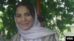 Afghan women Haqmal 2