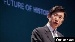 윤병세 한국 외교장관 (자료사진)