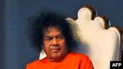 Nhà lãnh đạo tinh thần Ấn giaó Sathya Sai Baba