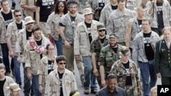 Протесты в Чикаго: экстремизм не прошел