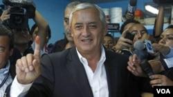 Por primera vez, Guatemala tendrá como vicepresidente a una mujer, ya que ambos tienen como binomio a una dama.
