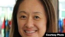 Julie J. Chung, Prensipal Asistan Sekretè Deta Adjwen, Biwo Afè Emisfè Oksidantal. (Foto: Koutwazi Depatman Deta Ameriken.