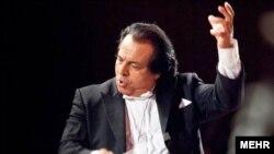 اجرای سمفونی نهم بتهوون توسط ارکستر سمفونیک تهران به رهبری علی رهبری