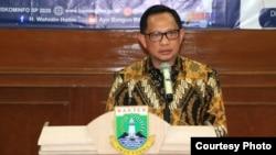 Menteri Dalam Negeri Tito Karnavian. (Foto: Kemendagri)