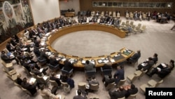 El Consejo de Seguridad se pronunció de manera unánime sobre el envío de más observadores.