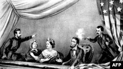 Литография 1865 г.