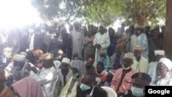 Sheikh Ahmad Gumi ya ziyarci 'yan bindiga a dajin jihar Zamfara