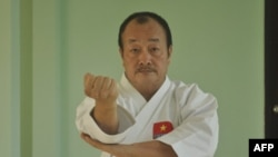 Ông Lê Công, Huấn luyện viên Karate Việt Nam