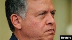 Jordan's King Abdullah (file photo)