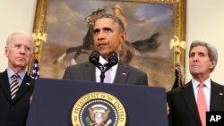 اوباما د چهارشنبې په ورځ په واشنګټن کې د تشدد نه د ډک افراطیت په ضد په جوړ شوي کنفرانس کې خبرې وکړي.