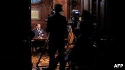 Президент и его интервью