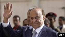 Presidente yemení Abed Rabo Mansour Hadi.