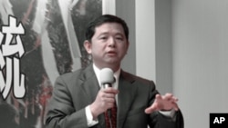 郑文龙律师解释应释放陈水扁理由