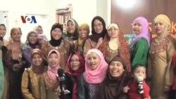 Salam Selamat Puasa dari Komunitas Indonesia di Amerika