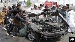 Mortal ataque del Talibán en Afganistán