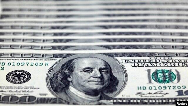 FILE - US $100