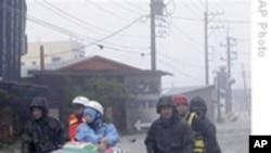 莫拉克台风带来豪雨重创台湾南部
