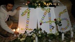 پشاور سانحے پر واشنگٹن میں سوگ