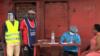 Une équipe du programme élargi de vaccination déployé au quartier Melen à Yaoundé, le 07 juillet 2021.