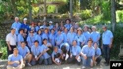 Các tình nguyện viên trẻ của Project Vietnam
