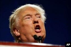 Nhiều người trong đảng Cộng hoà lo ngại rằng ông Trump sẽ hành động theo những cách thức làm cho nước Mỹ kém an toàn và làm sút giảm vị thế của Mỹ trên thế giới.
