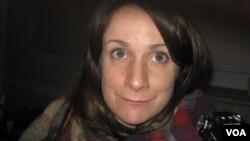 """Кэти Моррис - сотрудница НКО """"Article 19"""", Великобритания"""