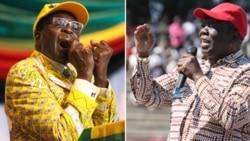 ZimPlus: Tsvangirai Says Time for Zimbabweans to Stage Protests Against Mugabe Govt, Thursday, September 3, 2015