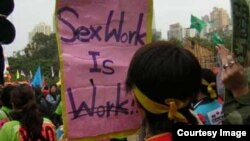 Zimbabwean sex workers are reported to be flooding South African streets due to lack of jobs.