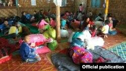 မူဆယ္ၿမိဳ႕ စစ္ေရွာင္ေဒသခံမ်ား (MOI- ၂၁ ႏို၀င္ဘာ ၂၀၁၆)