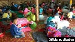 မူဆယ္ေဒသခံေတြ တရုတ္ျပည္ဘက္တိမ္းေရွာင္