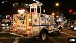Власти сообщают об угрозе терактов в Вашингтоне и Нью-Йорке