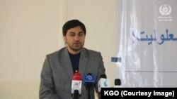 Kabil Vali Yardımcısı Mohibullah Muabi