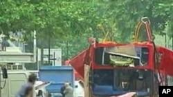 Aftermath of the 2005 London terrorist bombing