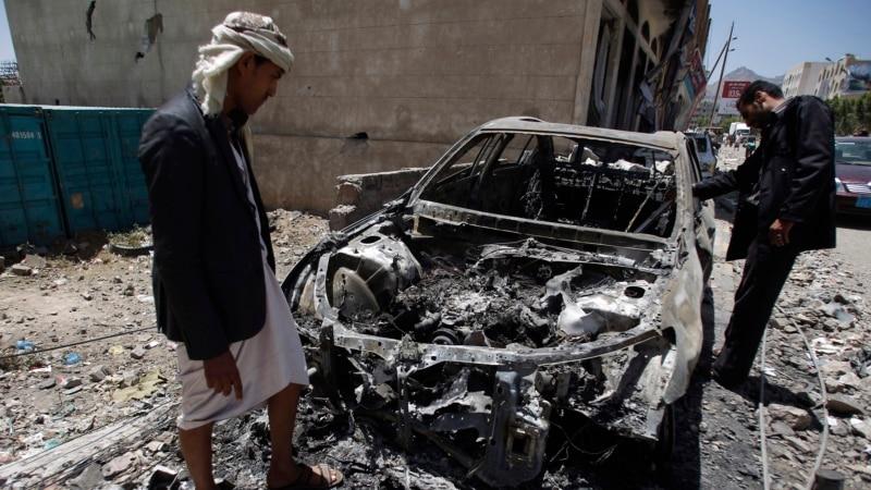 Airstrikes, Ground Fighting Rage in Yemen