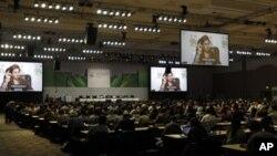 میکسیکو کانفرنس میں آب وہوا کی تبدیلیوں سے نمٹنے کا معاہدہ