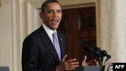 Tổng thống Obama nói ông tin tưởng vào kế hoạch mới của giới lãnh đạo châu Âu nhằm giải quyết cuộc khủng hoảng nợ