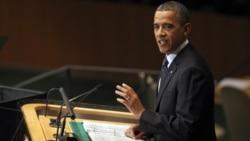 President Obama at the UN on Iran