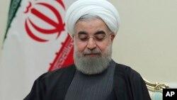 Shugaban Iran Hassan Rouhani