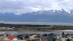 2012-02-28 粵語新聞: 阿根廷因群島爭端拒絕英國郵輪入港