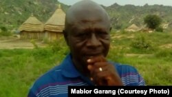 Henry L. Odwar, Vice-président et commandant en chef adjoint du SPLM/SPLA